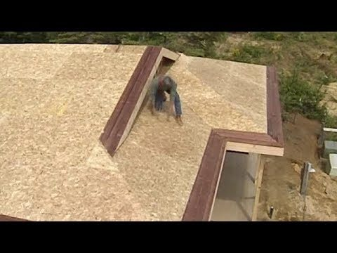 Basic Roof Framing Instructions – Learn How to Frame a Roof