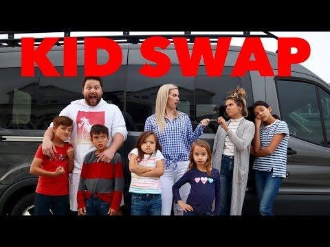 We traded our QUADRUPLETS for SIX kids!