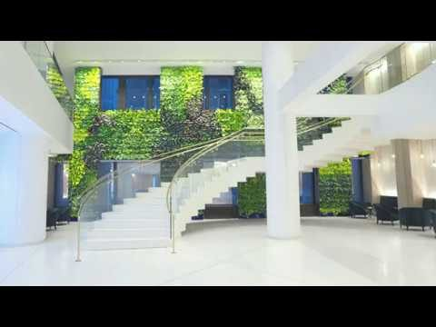 Building a NextGen Living Walls in New York