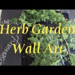 Our Herb Garden Wall Art