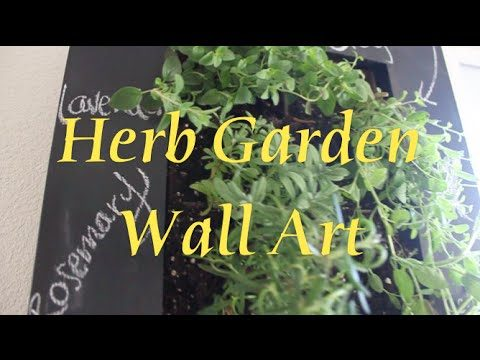 Our Herb Garden Wall Art