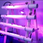 NFT Hydroponic System, Portable and Expandable – Indoor / Outoor