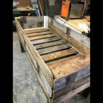 Building a Raised Garden Planter Box from Old Fence
