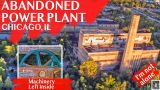 Chicago's Abandoned Power Plant | Rooftopping | Urban Exploring