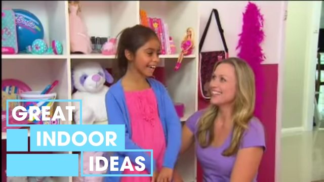 How To Decorate A Girl's Bedroom | Indoor | Great Home Ideas