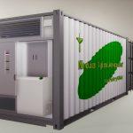 Modular Spiral Aeroponics* – Vertical Farming container – self help
