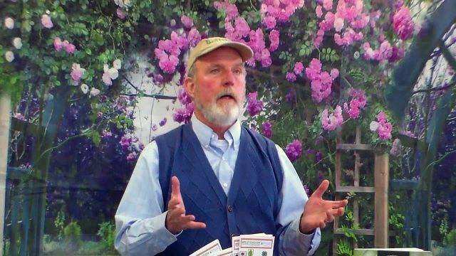 Tom Stebbins Discusses Master Gardeners