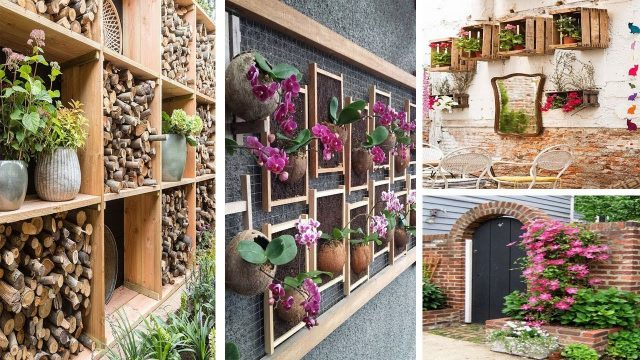 20+Excellent DIY Examples How  To Make Lovely Vertical Garden