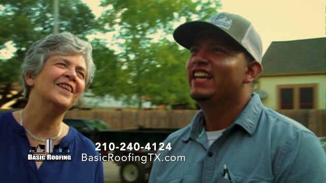 Basic Roofing Promo Story