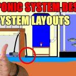 Aquaponics Design | Matthews Courtyard System