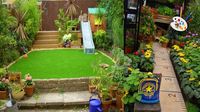 Child Friendly Garden Design Ideas | Gardens Designed For Children