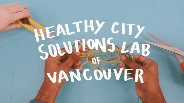 Healthy City Solutions Lab