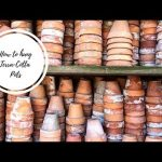 How to Hang Terra-Cotta Planters on your Tree, Fence & Walls – THE EASY WAY!
