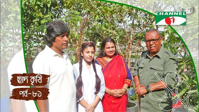 Rooftop farming | EPISODE 81 | HD | Shykh Seraj | Channel i | Roof Gardening | ছাদকৃষি |