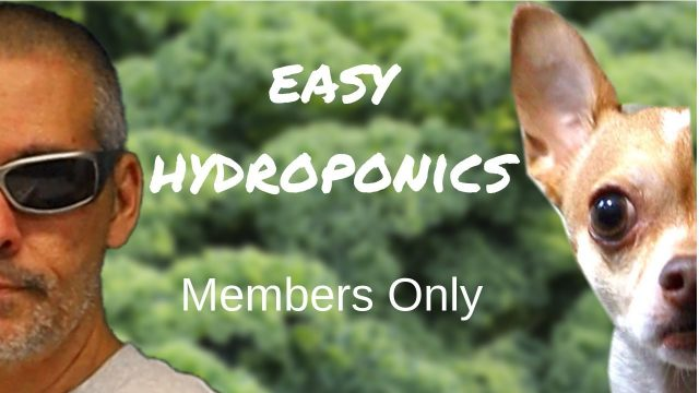 Easy DIY Hydroponics Systems / Announcement  2019 / Updates