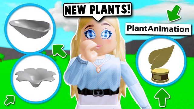 NEW GARDENING UPDATE CONFIRMED ON BLOXBURG… and top secret news about the school! (Roblox)