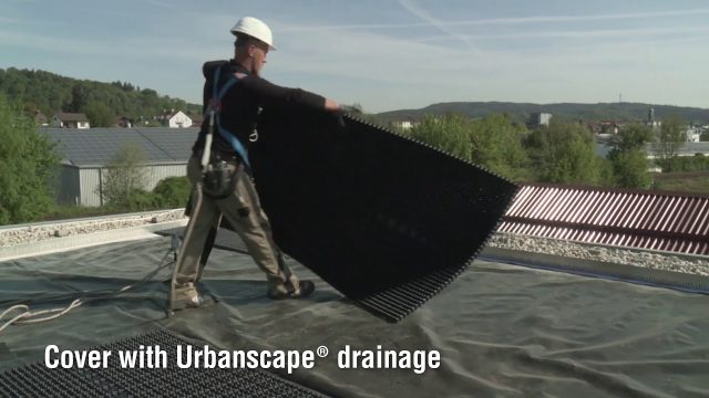 How to install Urbanscape Green Roof (English version)