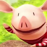 Olivia the Pig   Olivia Plants a Garden   Olivia Full Episodes   Kids Movies   Videos For Kids