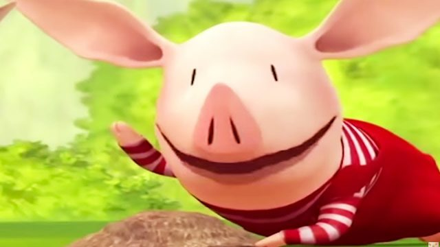 Olivia the Pig | Olivia Plants a Garden | Olivia Full Episodes | Kids Movies | Videos For Kids