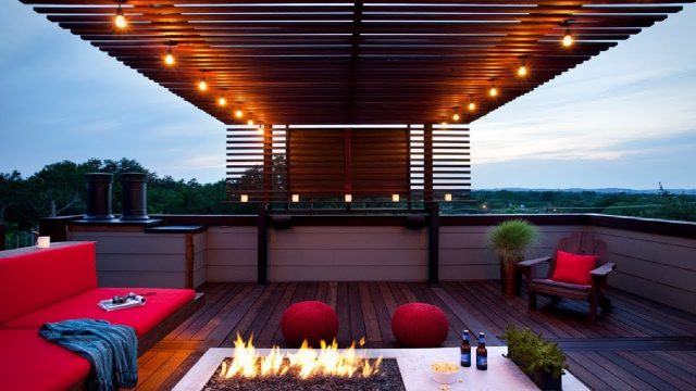 101 Creative Modern Rooftop Design Ideas