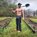 THIS IS HARD | Growing a Garden & Building Shelter Off The Grid