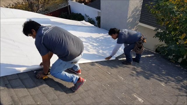 "Roofing tips: How to know ""if"" you need a new shingle roof installation or not?"
