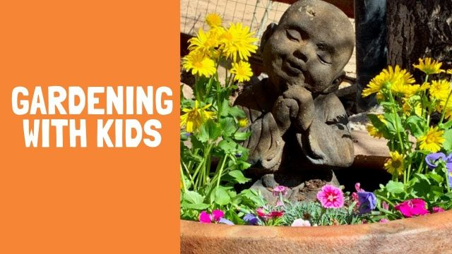Gardening With Kids, The Sunday Project