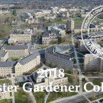2018 Extension Master Gardener College