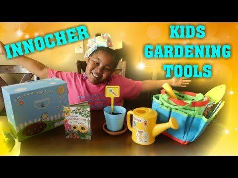 BEST GARDENING TOOLS FOR KIDS