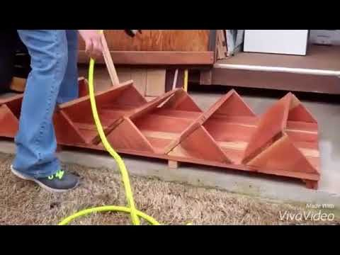 Vertical planter box jwprojects