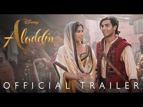 Disney's Aladdin Official Trailer – In Theaters May 24!