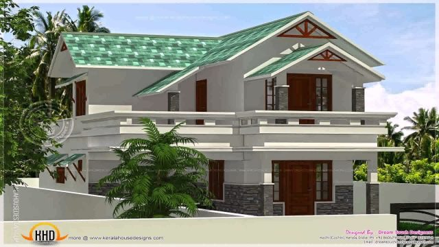House Plans Green Roof