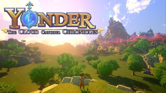 Yonder: The Cloud Catcher Chronicles Walkthrough Part 1: Farming, Desert, Sprites