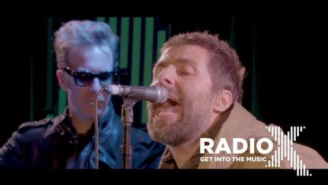 Liam Gallagher | LIVE From The Roof Full Performance | Radio X session