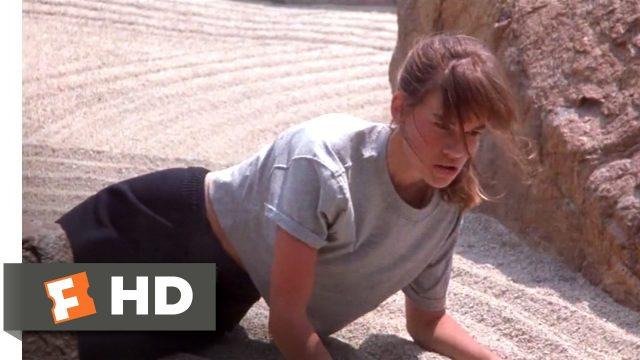 The Next Karate Kid (1994) – The Sacred Garden Scene (3/10) | Movieclips