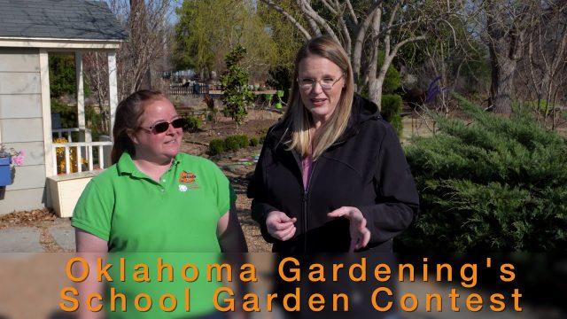 Oklahoma Gardening's School Garden Contest