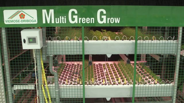 Vertical Farming System – Viemose DGS
