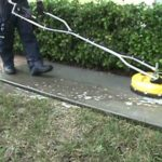 ECO GREEN Roof Clean & Pressure Washing  Surface Cleaner Video