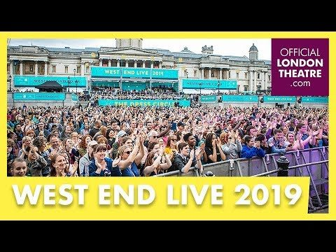 West End LIVE 2019: Fiddler On The Roof performance