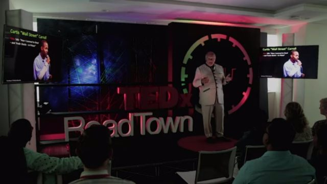 Reducing Recidivism through Second Chances with Vertical Farms  | Ajit George | TEDxRoadTown