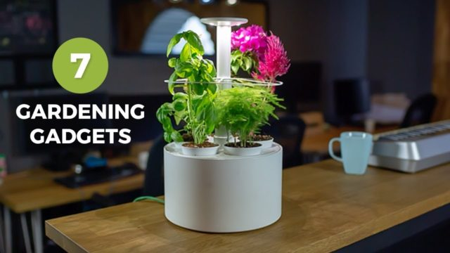 Top 7 Amazing Gardening Gadget Inventions (2019)