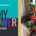 Flower Tower DIY | Window gardening | Vertical planters
