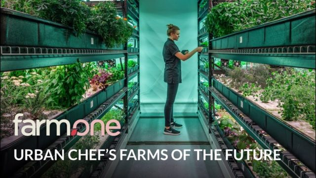 Farm.One – Urban Chef's Farms of the Future