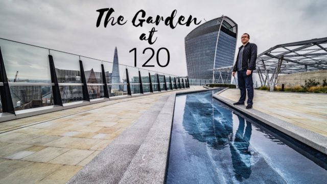 The Garden At 120 / NEW FREE London Rooftop Space