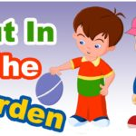 Out In The Garden Each Fine Day Rhyme – English Rhymes For Babies | Kids Songs | Poem For Kids