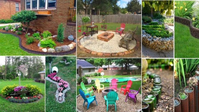 120 AWESOME AND CHEAP LANDSCAPING IDEAS | DIY Garden