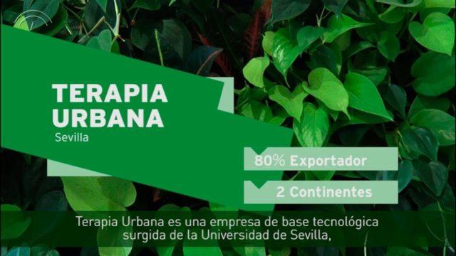 Andalucía exporta, Andalucía aporta – Terapia Urbana