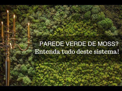Tipos de Jardim Vertical: MOSS PRESERVADO! Natureza,  Arte e  Arquitetura! – Vertical Garden