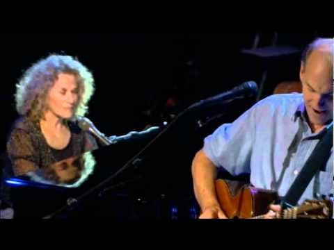 Carole King & James Taylor – UP ON THE ROOF (Live)
