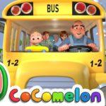 Wheels on the Bus   +More Nursery Rhymes & Kids Songs – CoCoMelon